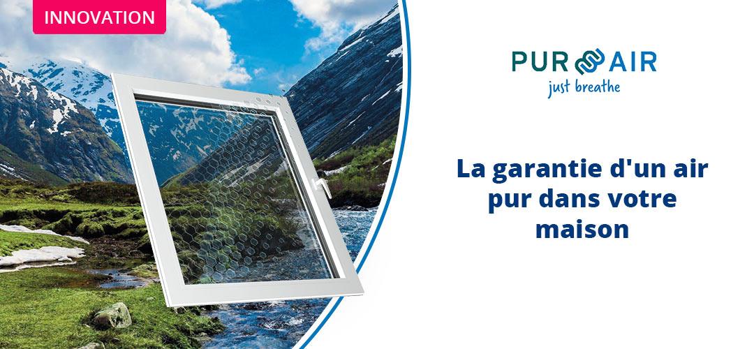 pure air fr